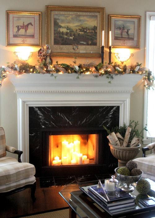 Fireplace-with-candles