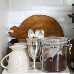 Kitchen-coffee-station