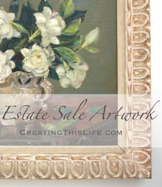 Estate Sale Artwork Estate Sale Artwork Title