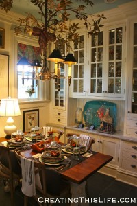 Nell Hill's Day Trip: Mary Carol Garrity's Atchison, KS Home Part 2