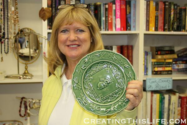 Resale Shop Plates