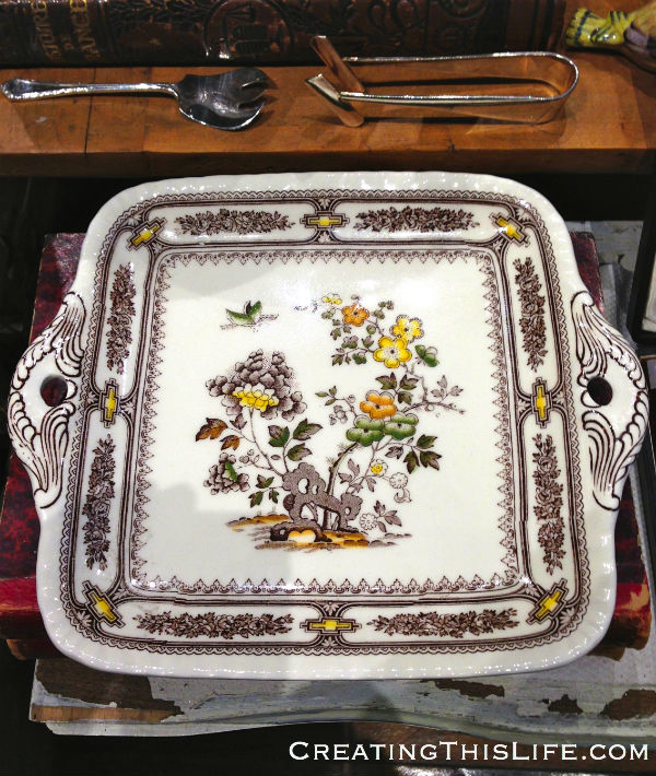 Antique Transferware