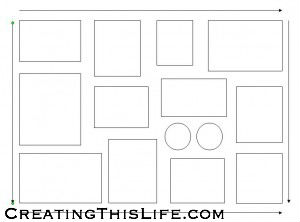 Photo-Wall-Diagram-at CreatingThisLife.com