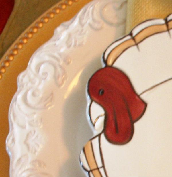 Turkey table