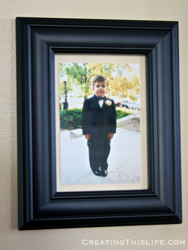 Tuxedo famliy photo creatingthislife.com