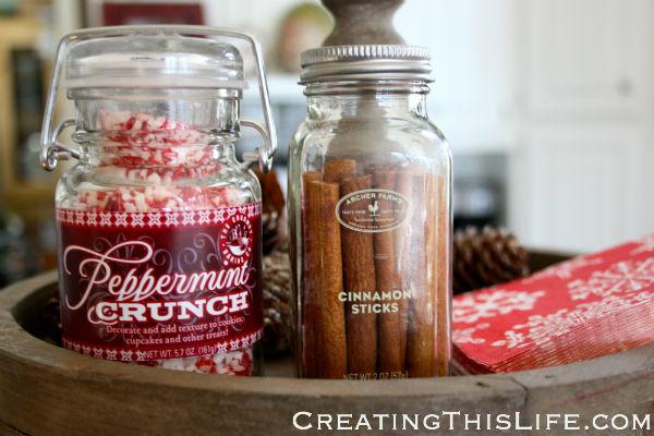hot chocolate flavorings