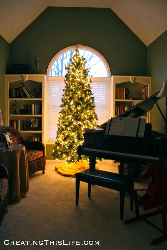 Piano Room Tree