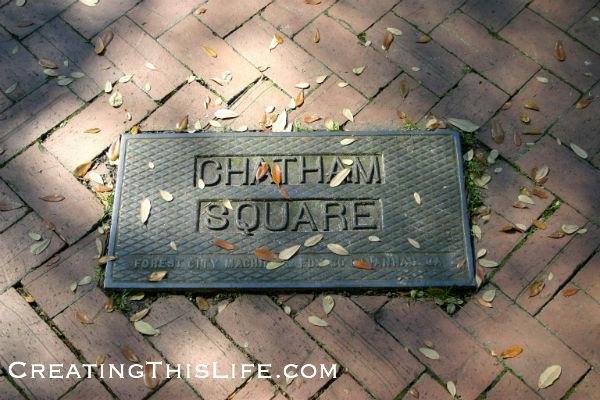 Savannah Chatham Square