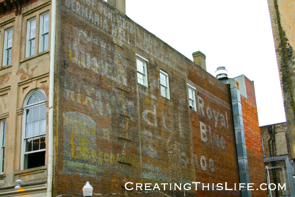 Savannah Ghost Signs