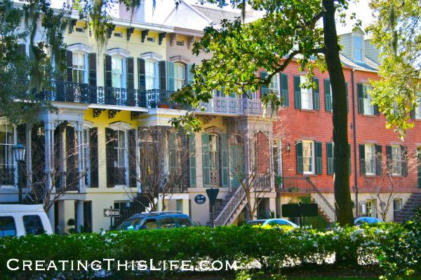 Savannah Row Houses