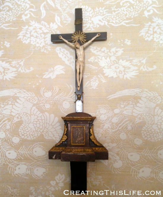 Cupples House Crucifix