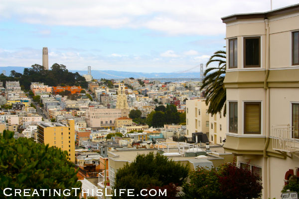 San Francisco-view-from-Lombard-Street