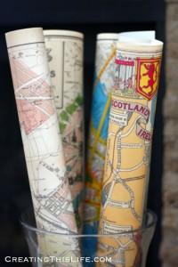 Cavallini & Co. Maps