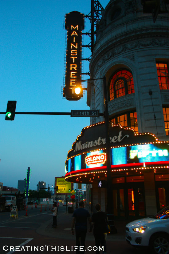 Kansas City Mainstreet Theater