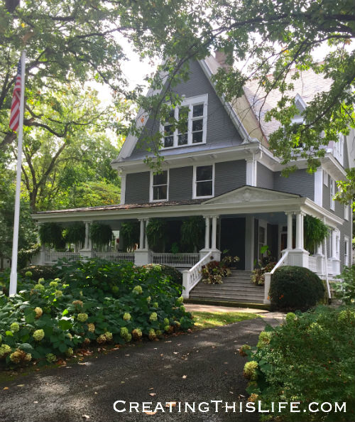 Historic home in Oak Park Illinois