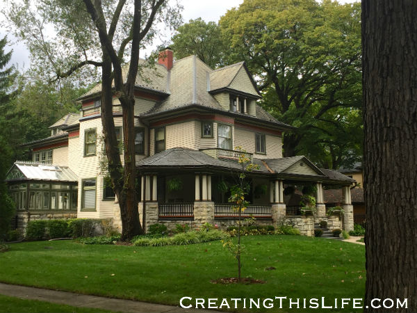Oak Park Historic home