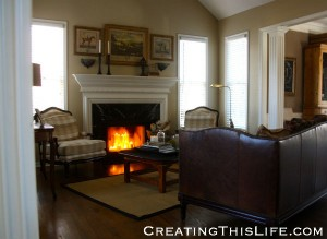 Living Room Tweaks