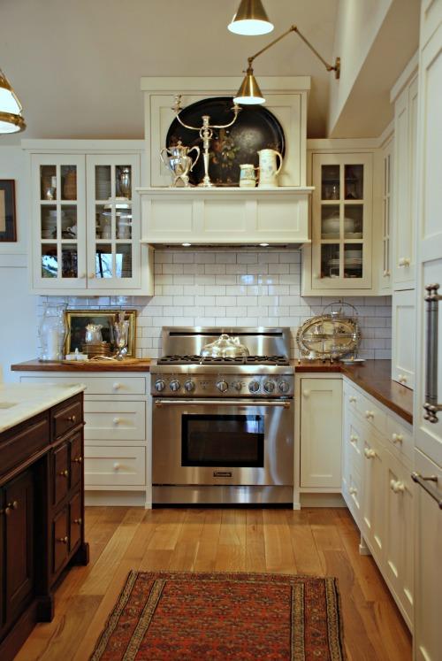 Mary Carol Garritys new kitchen
