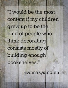 Quotable Friday & Weekend Links: Anna Quindlen Edition