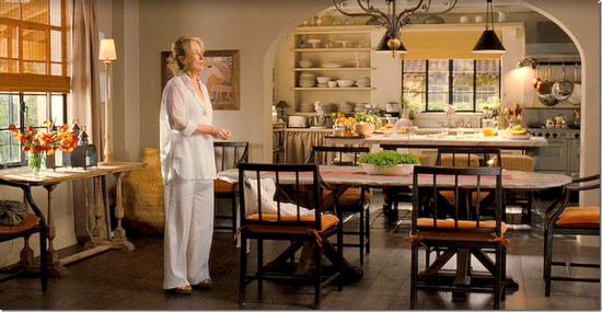 Its Complicated Meryl Streep kitchen