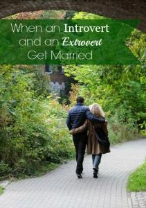 When an Introvert and an Extrovert Get Married