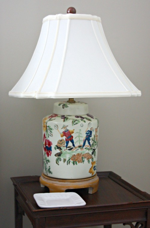guest room lamp