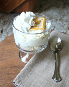 Banana Pudding with a Twist