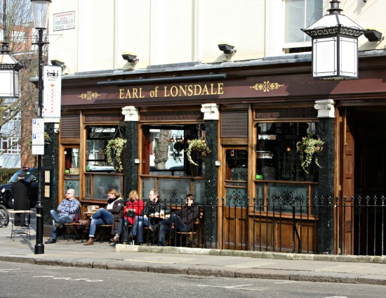 Earl of Lonsdale Pub