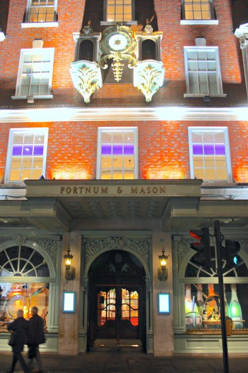 Fortnum and Mason London Storefront