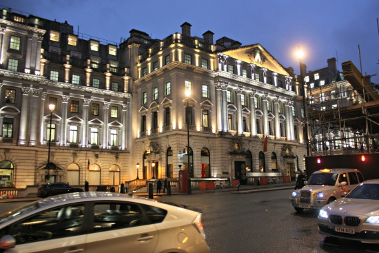 London Blue Hour